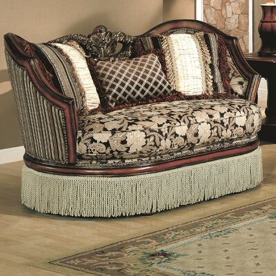 Wildon Home TB0111M Santiago Loveseat