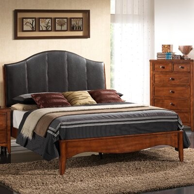 Beale Upholstered Panel Bed Size: King
