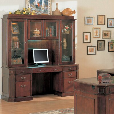 Dunlin Executive Desk Hutch Product Photo 2265