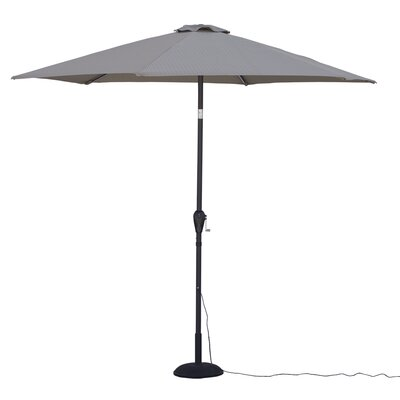 9 Illuminated Umbrella