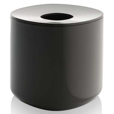 Birillo Tall Tissue Holder Finish: Dark Gray