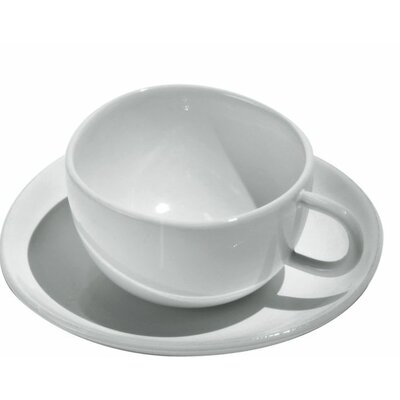 Alessi Fruit Basket Mocha Cup and Saucer (Set of 2) SAN06SET