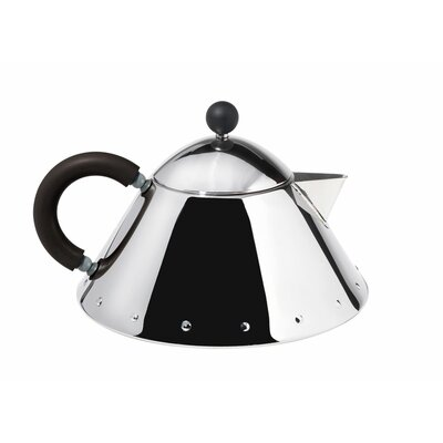 Alessi Teapot by Michael Graves