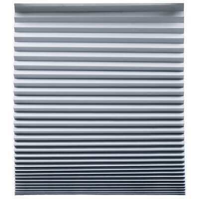 Original Room Darkening Window Pleated Shade Size: 48 W x 72 L