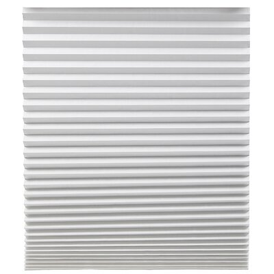 Filtering Fabric Window Pleated Shade Size: 48 W x 72 L