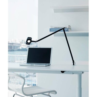 Otto Watt Desk Joint Lamp Base Finish: Black