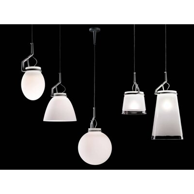 Prim Glassglass Diffuser Inverted Pendant