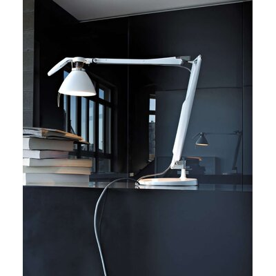 Fortebraccio Lamp Base Finish: White