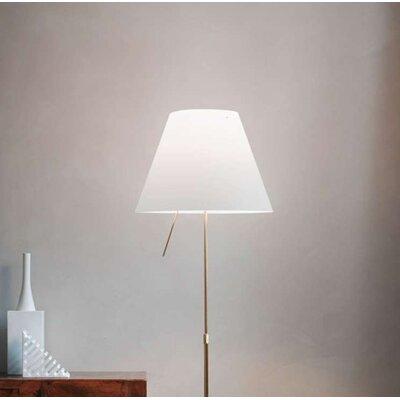 Fowers 16 Empire Lamp Shade Finish: Stone