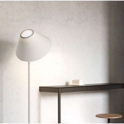 17.7 Empire Lamp Shade Finish: Cream