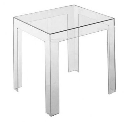 Jolly End Table Color: Crystal Clear