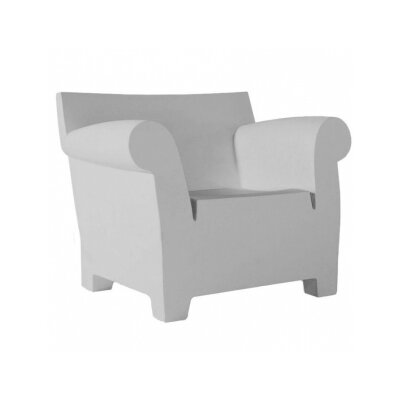 Bubble Club Armchair Finish: Pale Grey