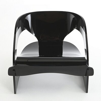 Joe Colombo Chair Color: Matte Black