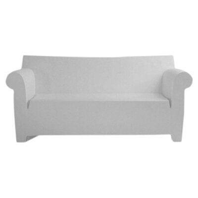 Bubble Club Sofa Upholstery: Pale Grey