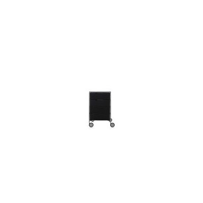 Mobil Storage Cabinet Color: Opaque Glossy Smoke Product Picture 968