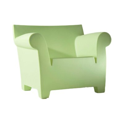 Bubble Club Armchair Finish: Pale Green
