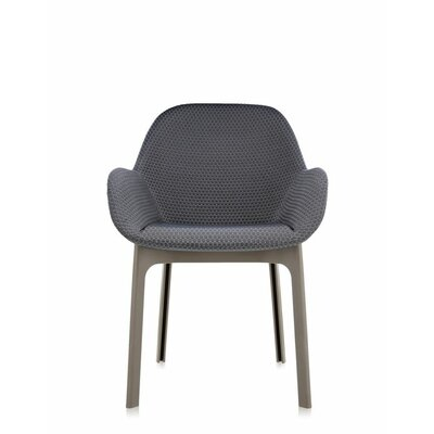 Clap Arm Chair Color: Graphite/Dove