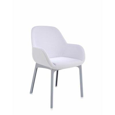 Clap Arm Chair Color: Grey/Grey