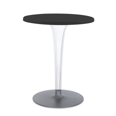 Top Top Bar Table Finish: Black