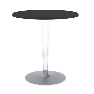 Top Top Dining Table Finish: Black