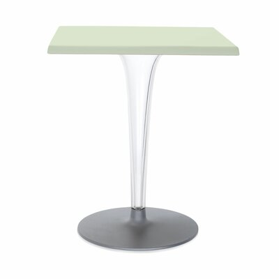 Top Top Dining Table Finish: Aluminum