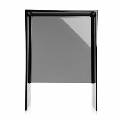 Max Beam Side Table Color: Smoke