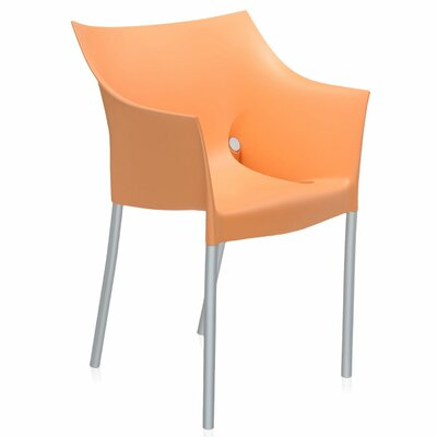 Dr. No Armchair (Set of 2) Finish: Light Orange