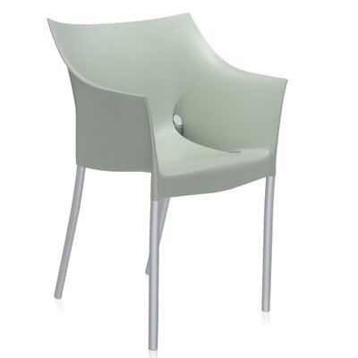 Dr. No Arm Chair (Set of 2) Finish: Fennel Green