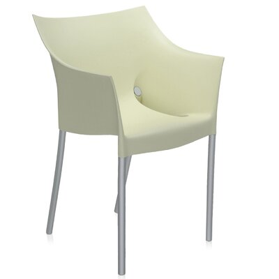 Dr. No Arm Chair (Set of 2) Finish: Light Green