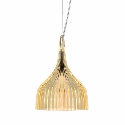 E Suspension Lamp Color: Yellow