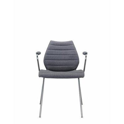 Maui Soft Armchair (Set of 2) Color: Trevira Grey