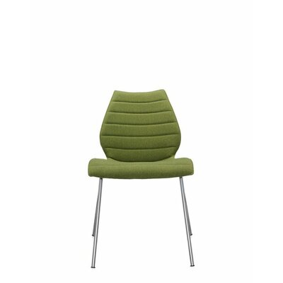 Maui Soft Armchair (Set of 2) Upholstery: Acid Green Trevira