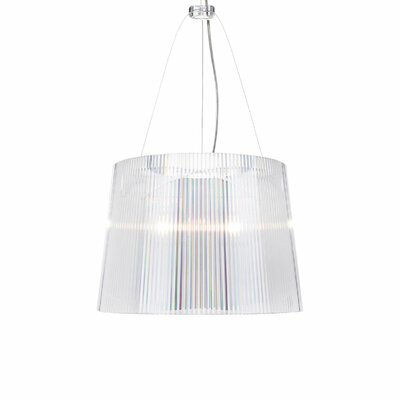 G� 1-Light Pendant Color: Crystal