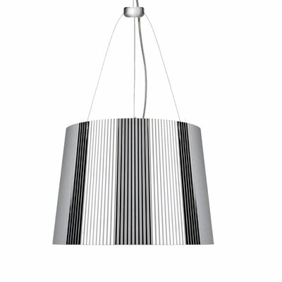 G� 1-Light Pendant Color: Chrome