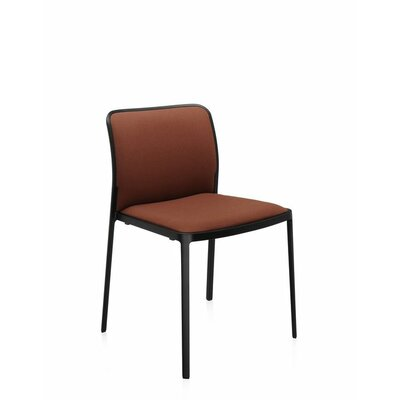 Audrey Soft Side Chair (Set of 2) Color: Painted Black, Color: Brown Kvadrat