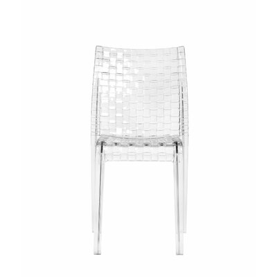 Low Price Kartell Ami Ami Chair (Set of 2) Finish: Crystal