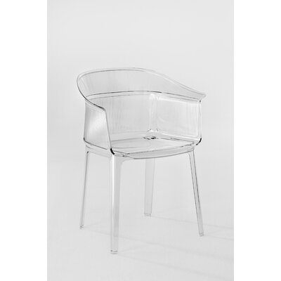 Low Price Kartell Papyrus Chair (Set of 2) Finish: Crystal