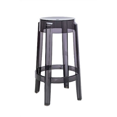 "No credit check financing Charles Ghost 26"" Stool Colour..."