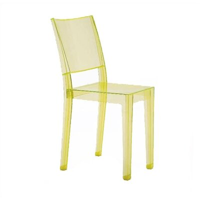 Low Price Kartell La Marie Chair (Set of 4) (Set of 4) Finish: Transparent Light Yellow