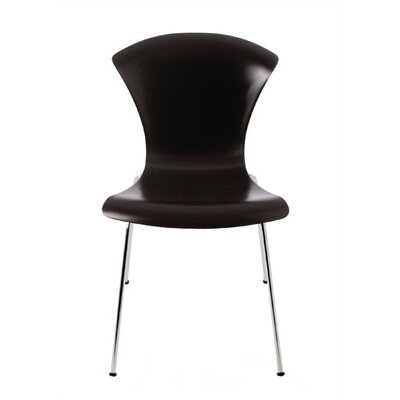 Picture of Kartell Nihau Chair Finish: Black in Large Size