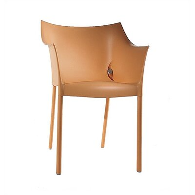 Low Price Kartell Dr. No Chair Finish: Light Orange
