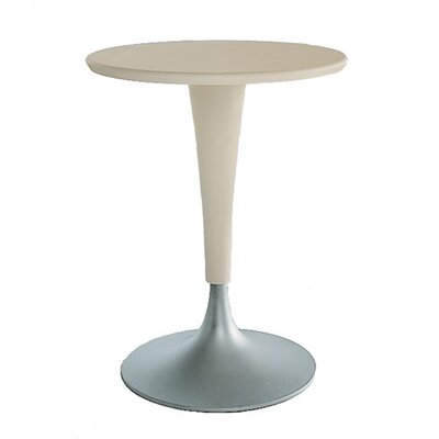 Dr. No Table Finish: Warm Grey