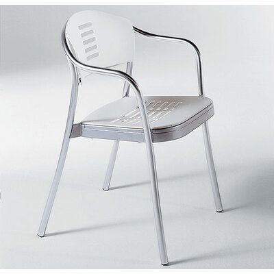 Low Price Kartell Mauna-Kea Chair Finish: Metallized Blue, Arms: No