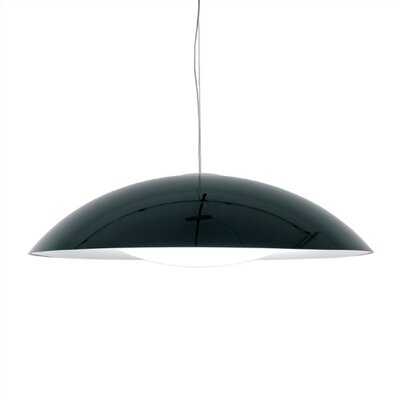 Neutra Bowl Lamp Color: Black