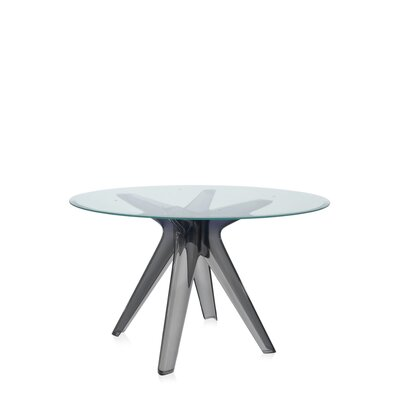 Sir Gio Table Top Color: Fum�, Top Color: Green