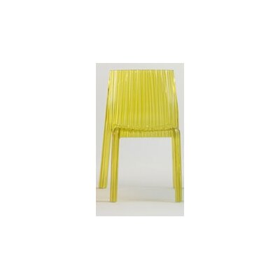 Low Price Kartell Frilly Chair Finish: Transparent Yellow