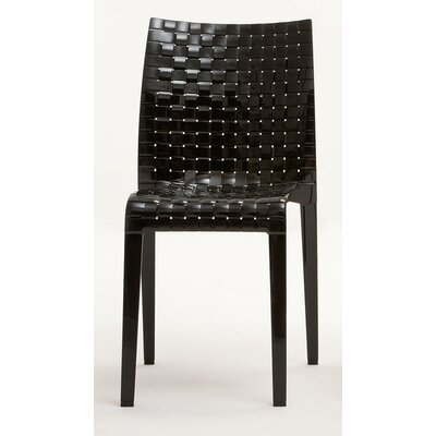 Low Price Kartell Ami Ami Chair (Set of 2) Finish: Glossy Black