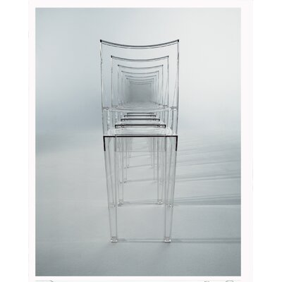 Rent La Marie Chair Finish: Transparent ...