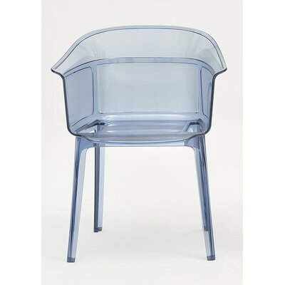 Low Price Kartell Papyrus Chair (Set of 2) Finish: Powder Blue