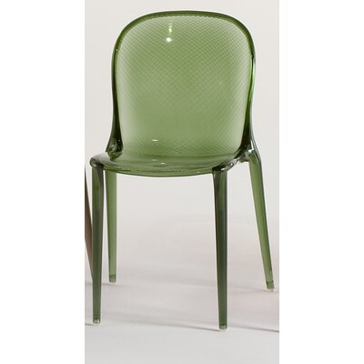 Low Price Kartell Thalya Chair Finish: Green